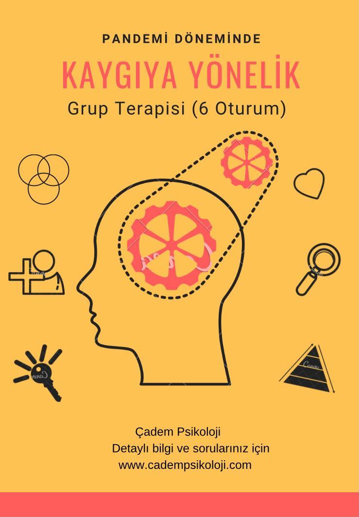 Kaygıya Yönelik Grup Terapisi